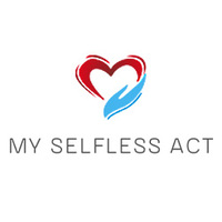 MY SELFLESS ACT Company Logo by MY SELFLESS ACT in Ahmedabad GJ