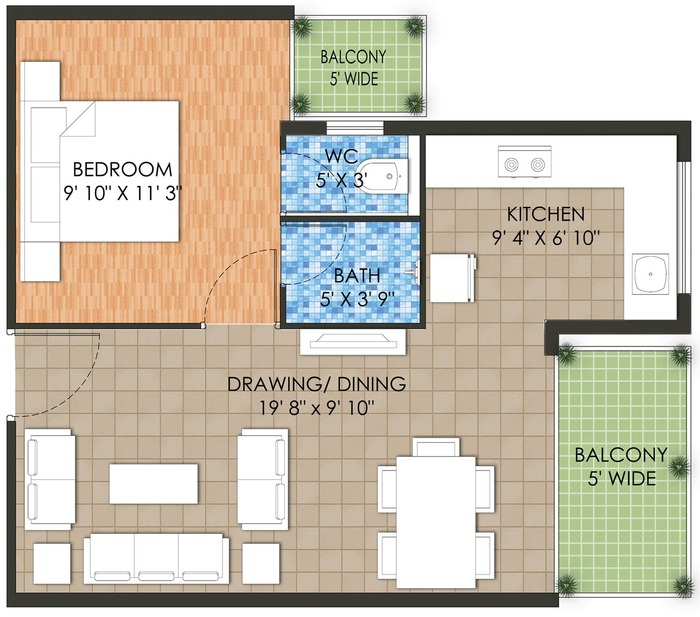 Housing Plan In India - House Plans