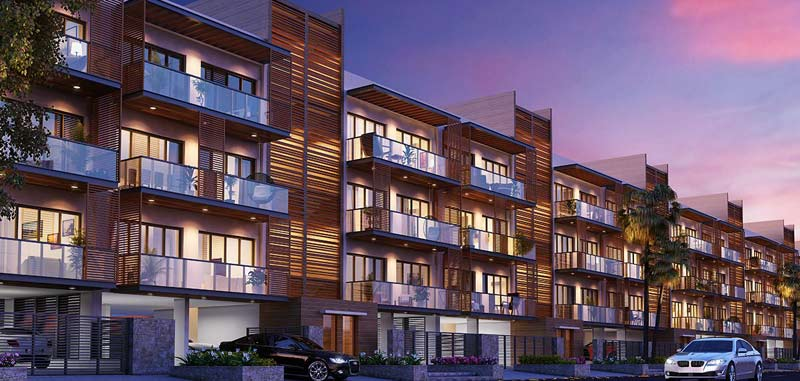 3 and 4 bhk floors in gurgaon